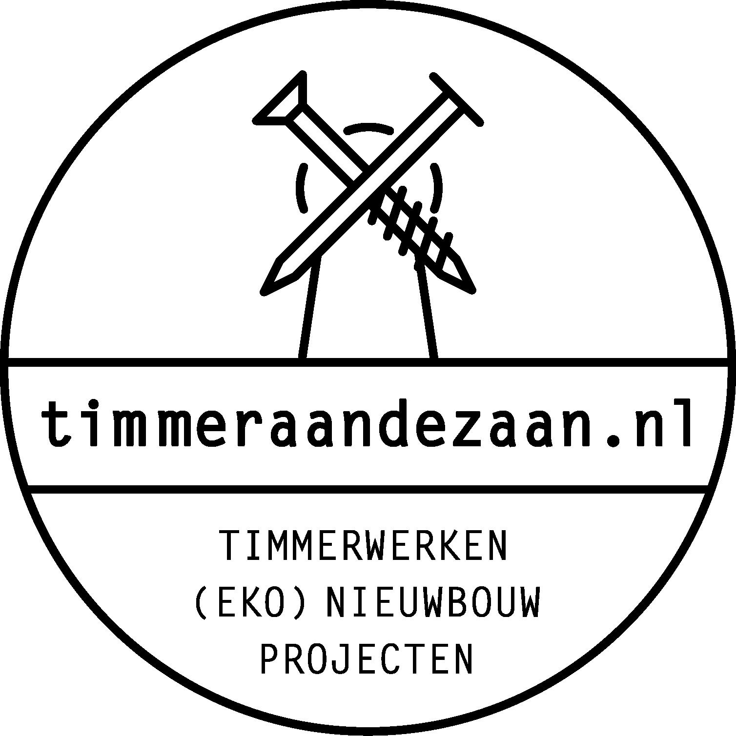 Logo Timmer aan de Zaan